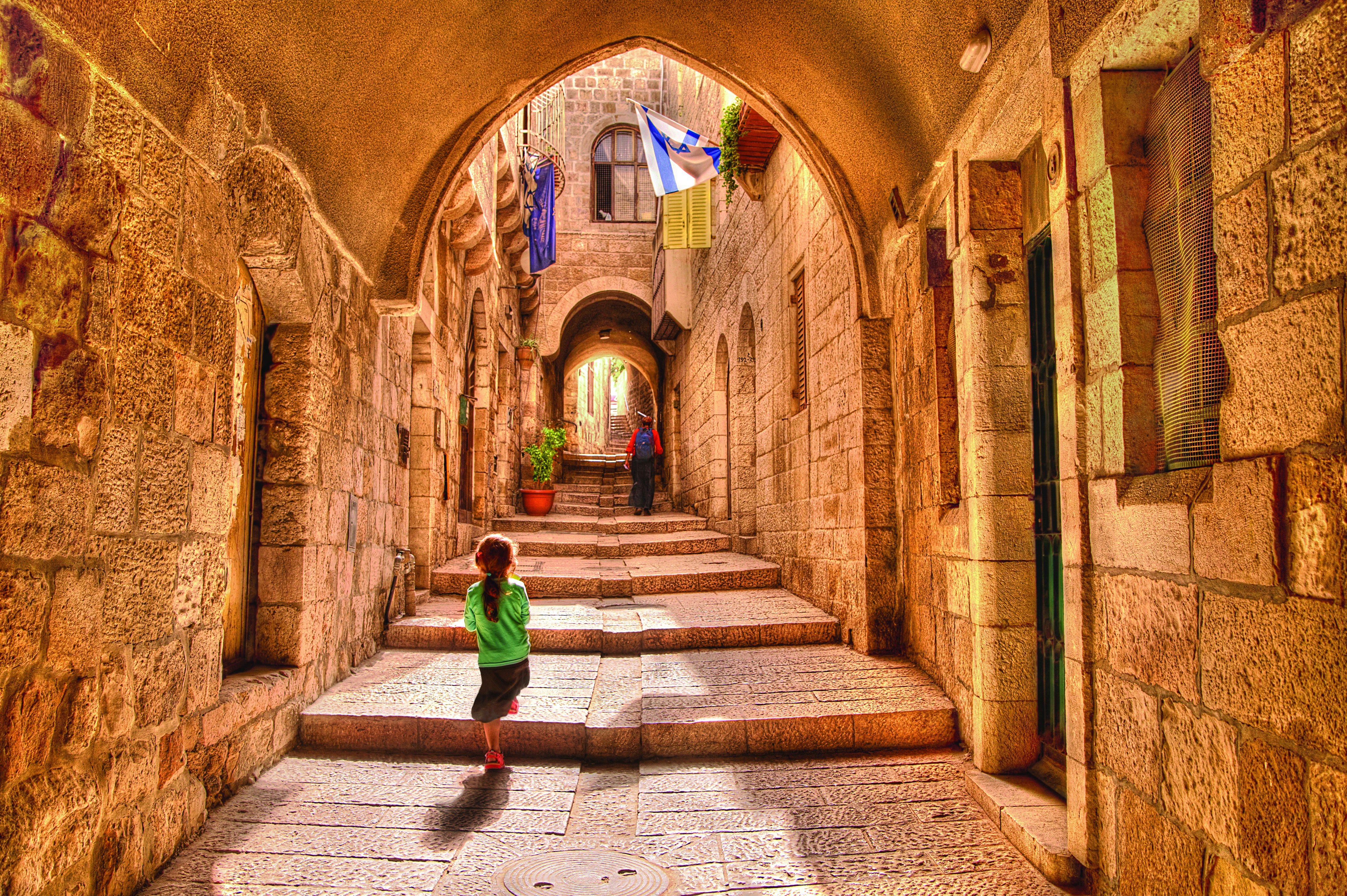 88_The__heart_of_the_Old_city_-_Noam_Chen_-Israel