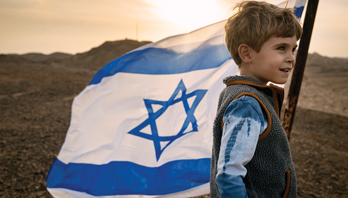 7 key strategic areas to strengthen the future and Support Israel