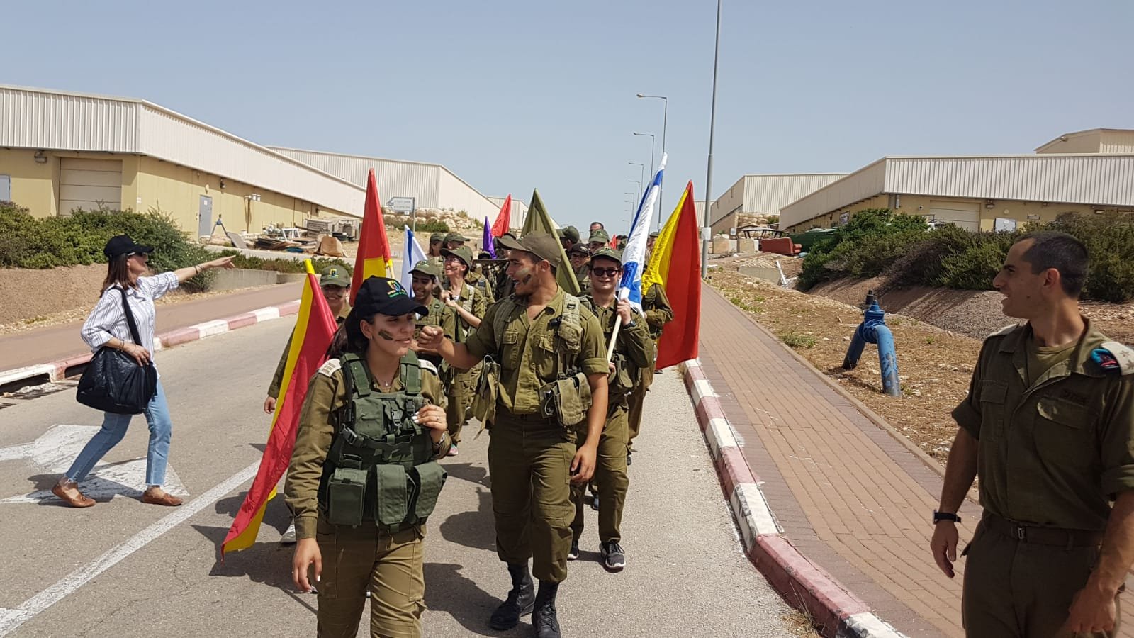 IDF Special in Uniform