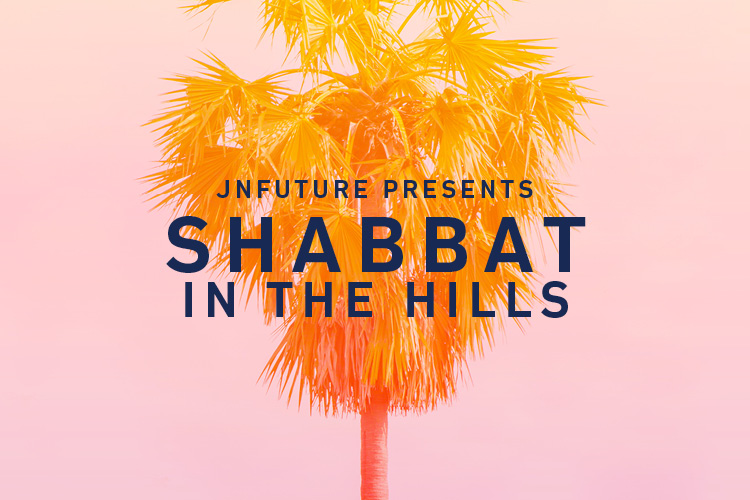 Web Assets_LA JNFuture Shabbat in the Hills landing page