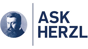 Ask Herzl Logo