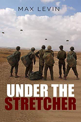 Under the Stretcher Book Cover-min