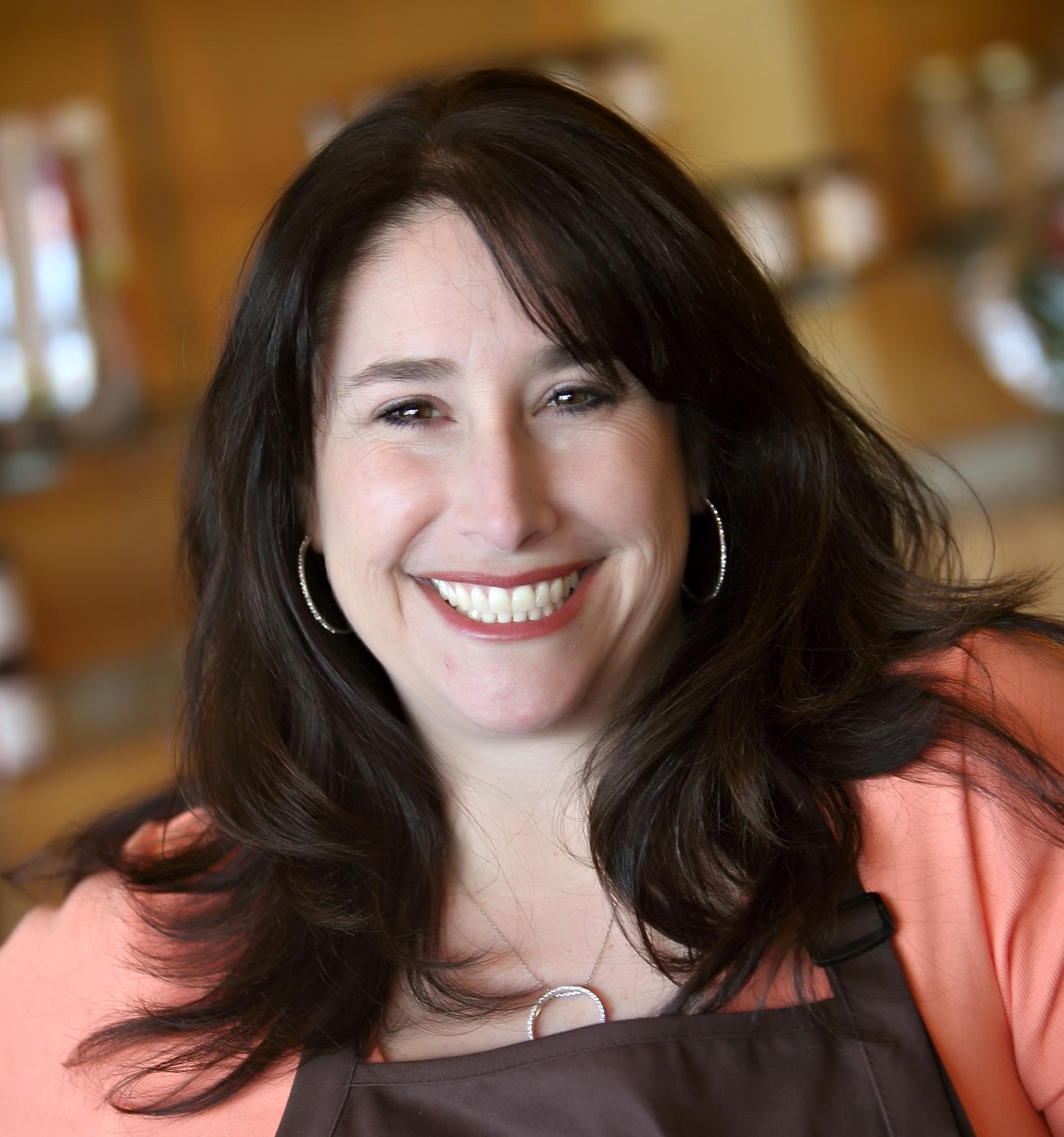 Debbie Kornberg headshot (courtesy JNF-USA)