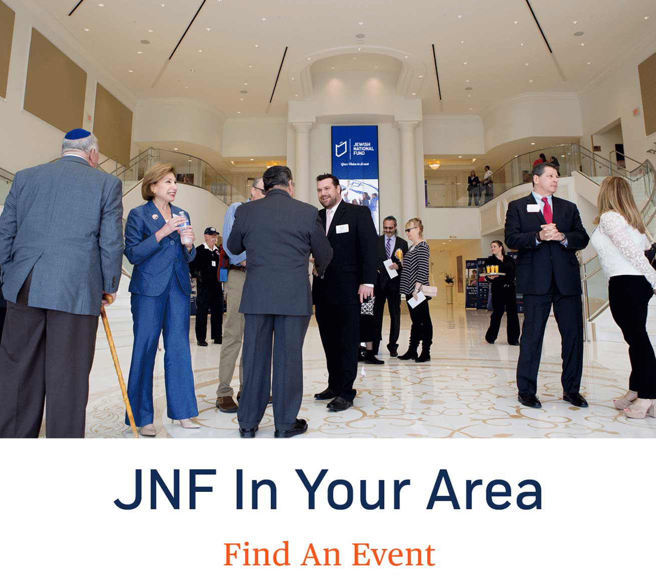 JNF in your area