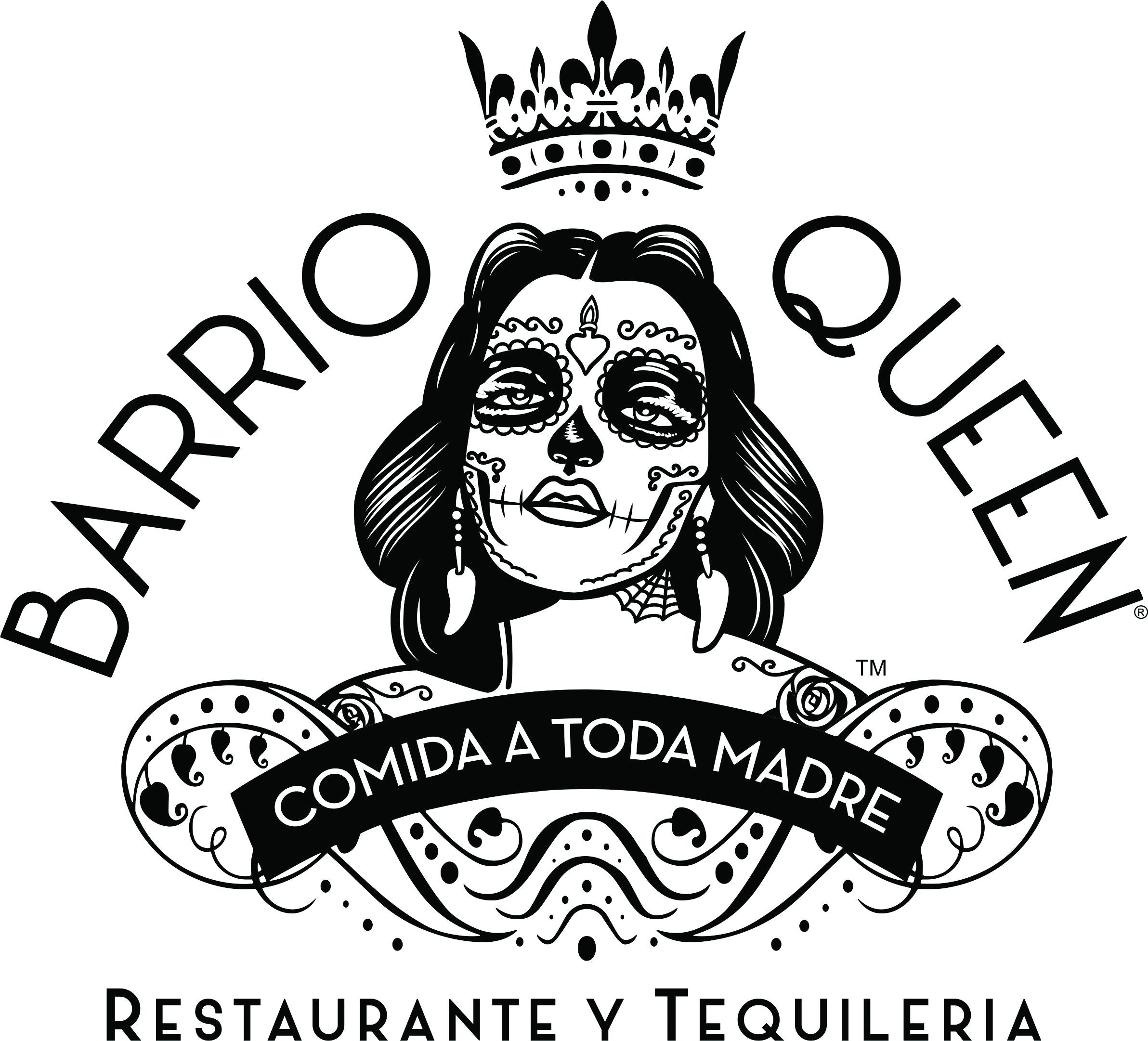 Barrio Queen Logo
