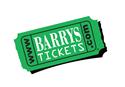 Barrys Tickets Logo