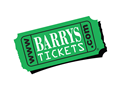 Barrys Tickets Logo