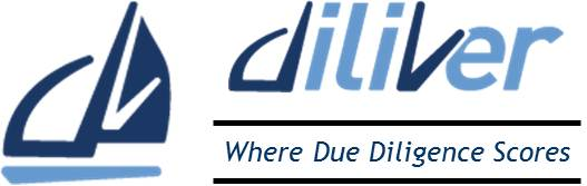 DiliVer Logo_ Name_ and Tag Line (JPG)