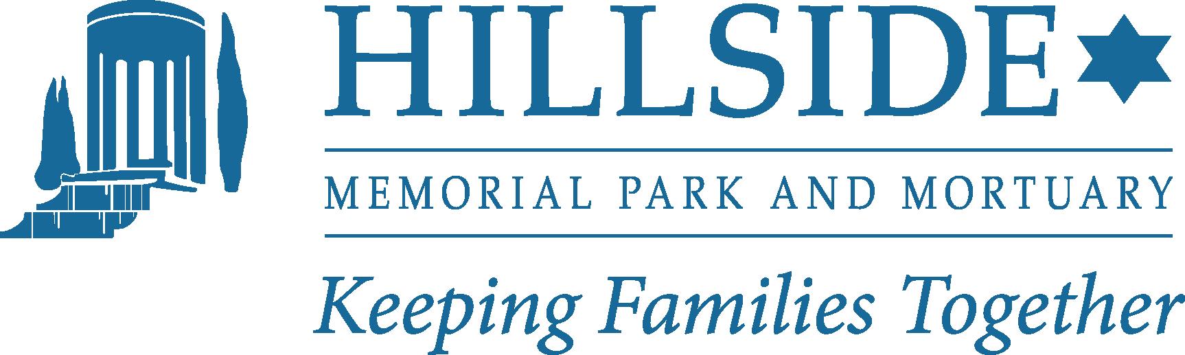 Hillside Logo Horizontal KFT Blue