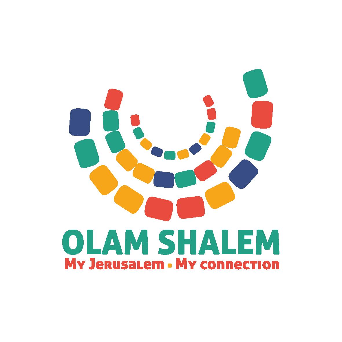 Olam Shalem Logo