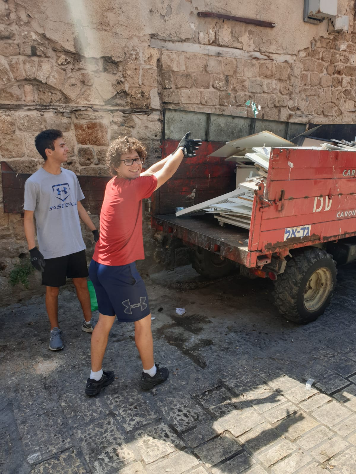 Akko Frontier Israel 4