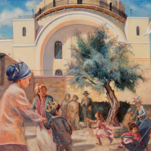 Barbara Israel Art