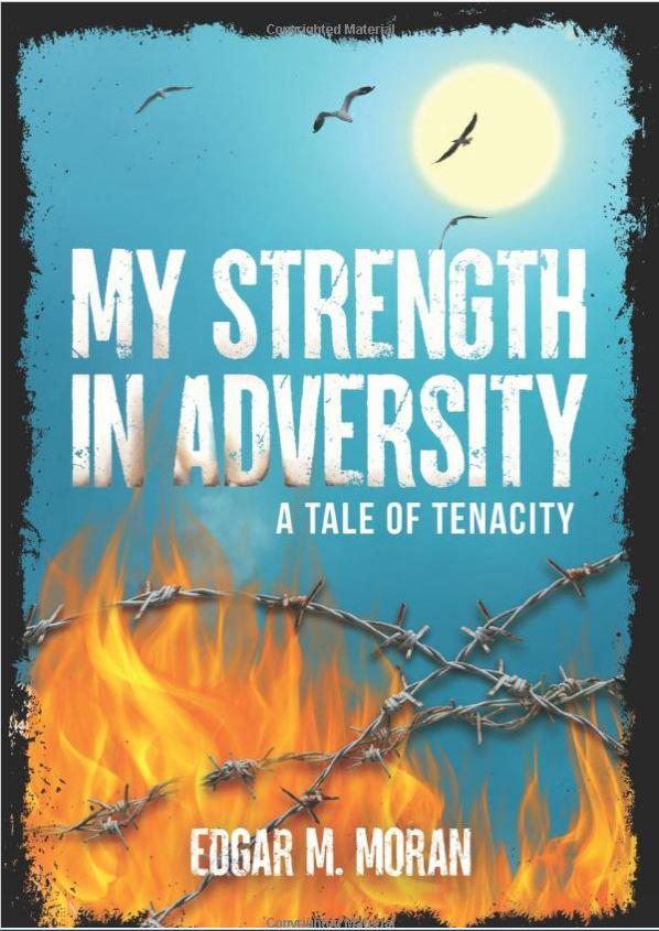 Book cover-Dr. Edgar Moran