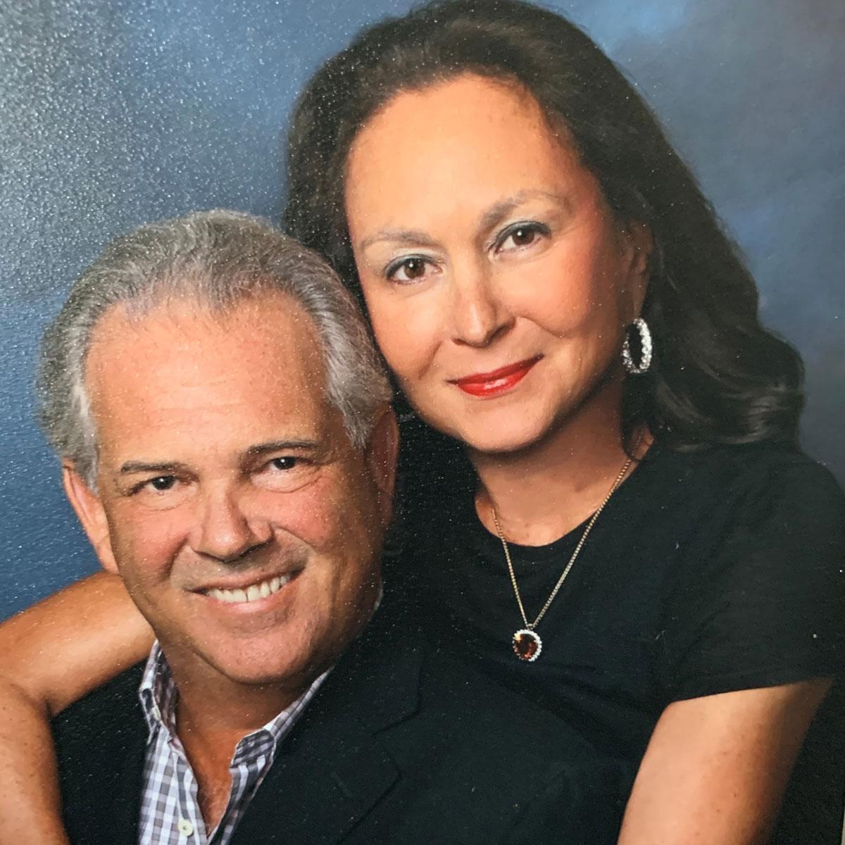 Harold and Cynthia Guttman (Cincinatti)