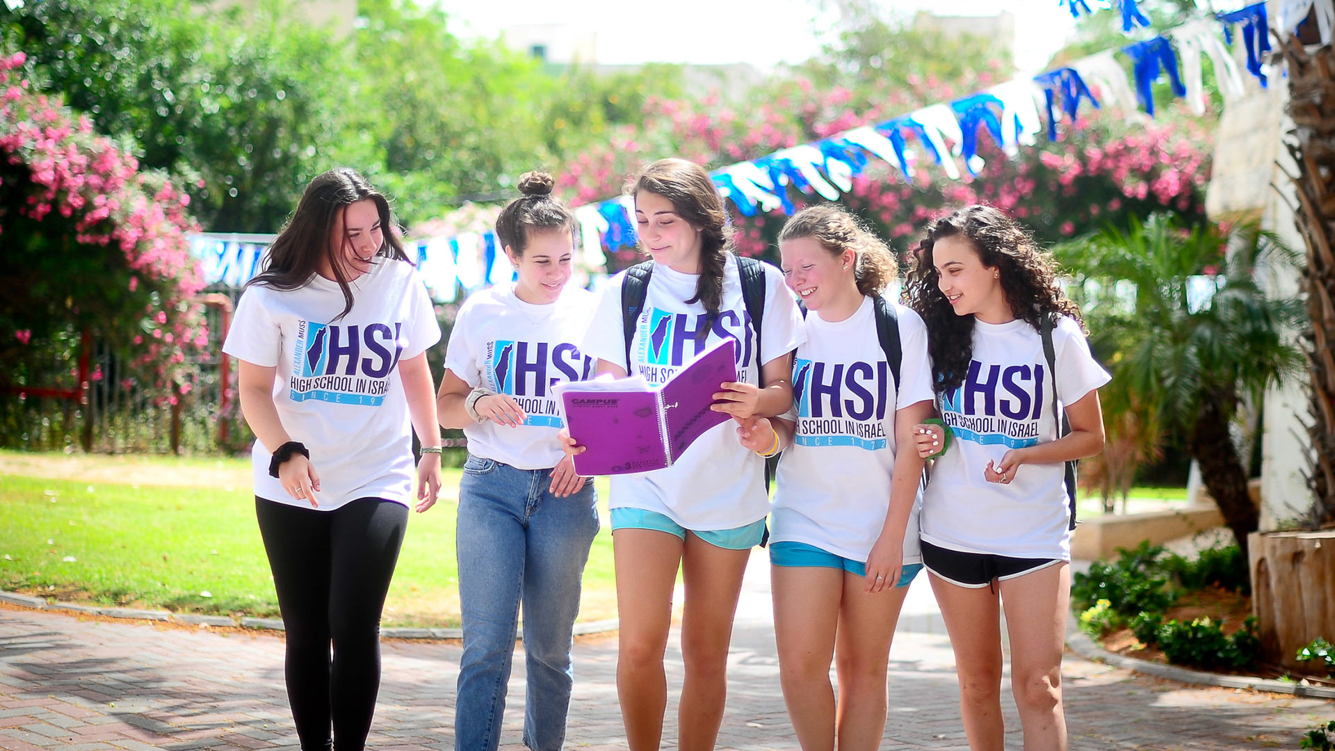 HSI students