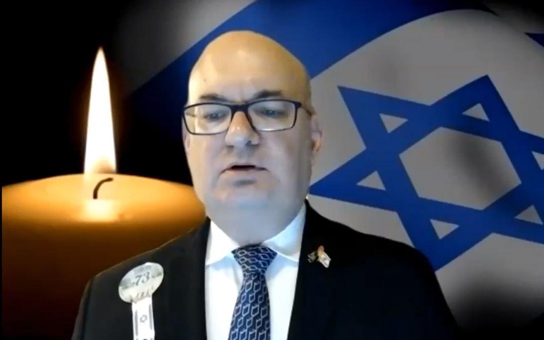 Israel Emissary Zohar Vloski