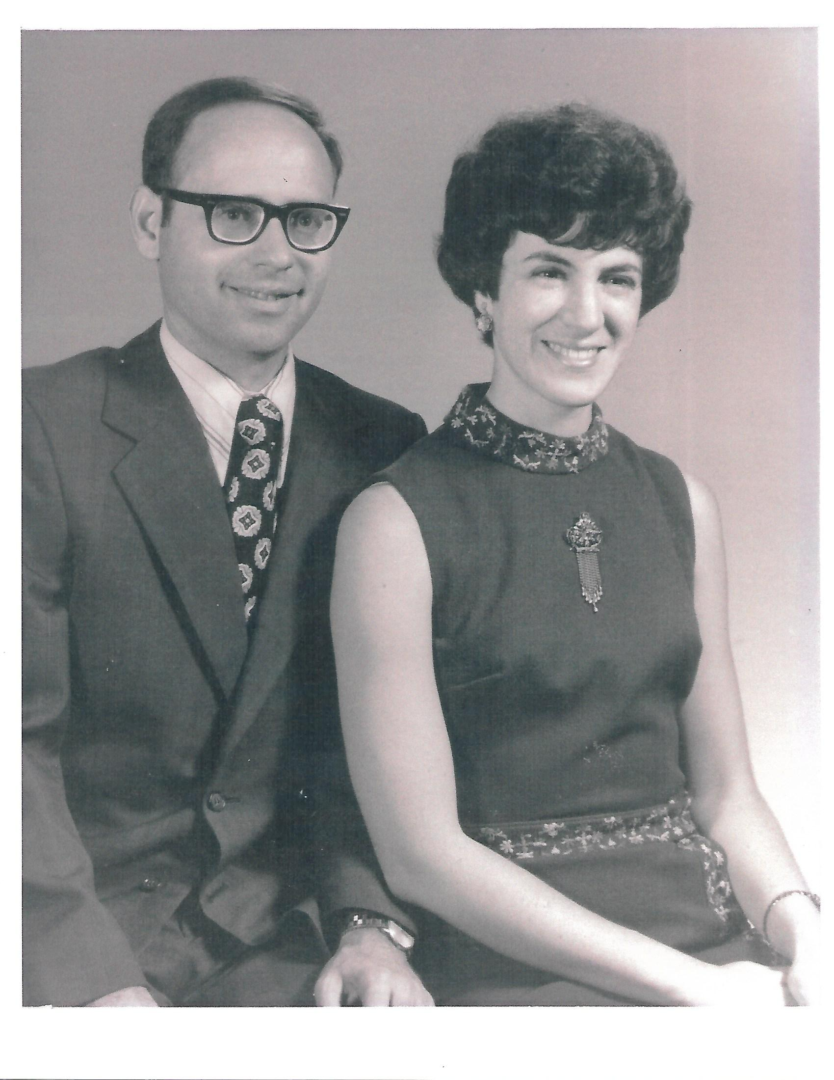 Ruth and Henry