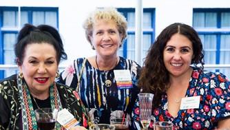 Sheryl Bucholtz, Marci Robinson, Jessica Rosenfield Setton (Photo credit A guy+A girl photography)