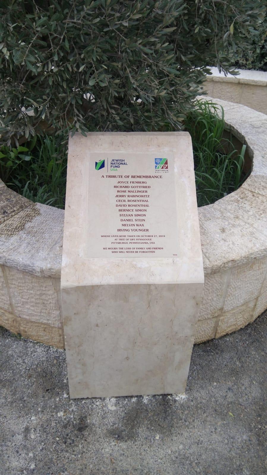 ToL Memorial Jerusalem