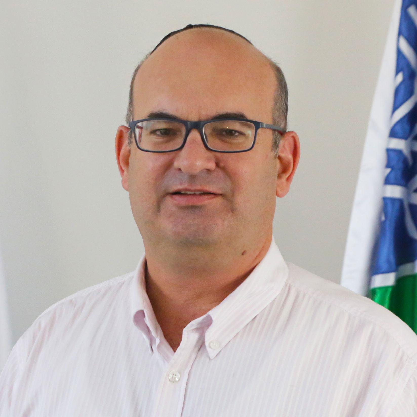 Speaker Zohar Vloski